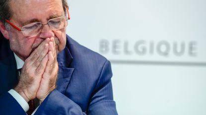 """N-VA stelt leiderschapskwaliteiten Brussels minister-president Rudi Vervoort in vraag: """"Het regeringsschip lijkt stuurloos te zwalpen"""""""