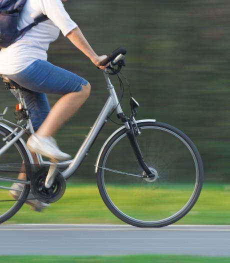 Aanleg fietsallee in bossen van Chaam en Gilze van start: goed voor toerisme, veiligheid en natuur