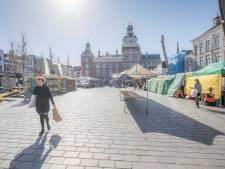 Corona-indeling van Goese dinsdagmarkt bevalt goed en is blijvertje
