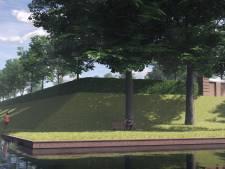 Fel verzet tegen bomenkap aan Hoge Wal in Woerden: 'Dit is zeer schadelijk voor de ecologie'