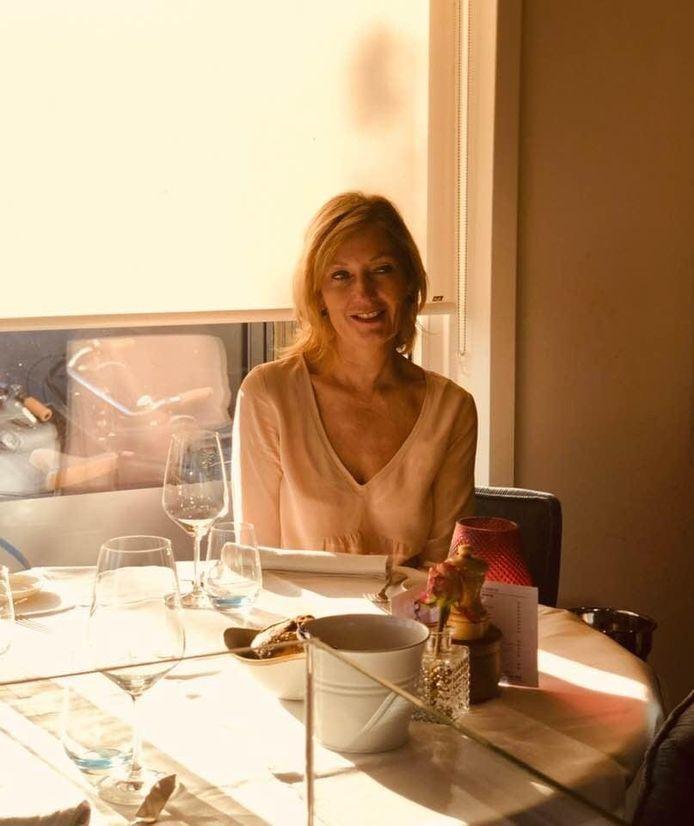 Chantal Velghe werd 53 jaar.