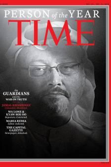 Time roept Jamal Khashoggi uit tot persoon van het jaar