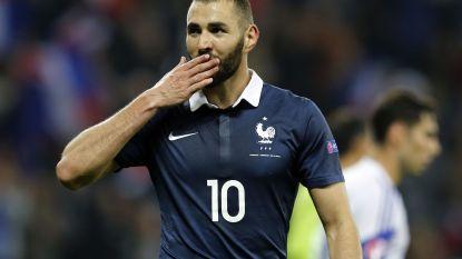 """""""U heeft een kans laten liggen om uw mond te houden"""": nieuw relletje bij de Fransen, mét Benzema in de hoofdrol"""