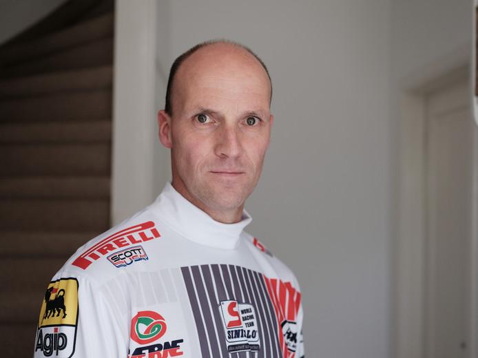 Casper Soeter verzamelt motorcross blaadjes en andere zaken.