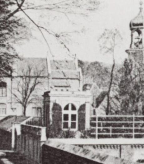 Op deze plek in Woerden stond ooit een schuilkerk