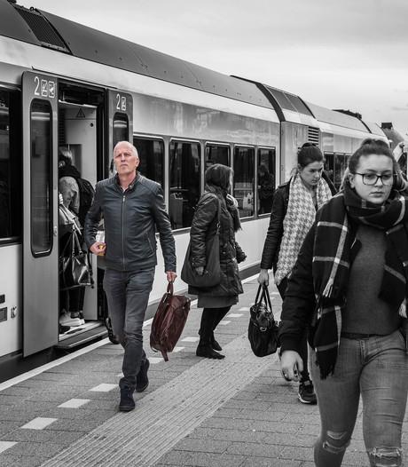 Geen actie voor betere dienstregeling op Maaslijn, omdat trein uitvalt