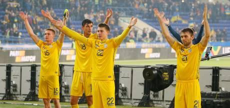 Oekraïne promoveert als eerste land in Nations League
