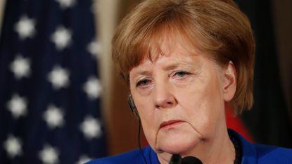 "Merkel: ""Nucleaire akkoord met Iran niet voldoende om hun nucleaire ambities in bedwang te houden"""