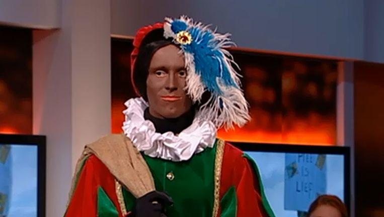 'Nieuwe' Zwarte Piet. Beeld Knevel & Van Den Brink