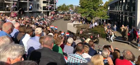 Uitbundige viering 75 jaar bevrijding in Veghel