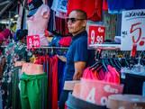 Boevenspotter jaagt op zakkenrollers op Haagse Markt