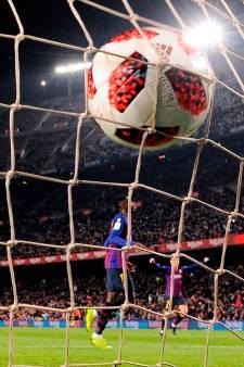 Hangt bekerhouder Barça diskwalificatie boven het hoofd?