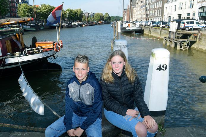 Sven en Fenna Kappetein.
