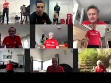 PSV-ouderen vinden elkaar na wandelvoetbal ook online