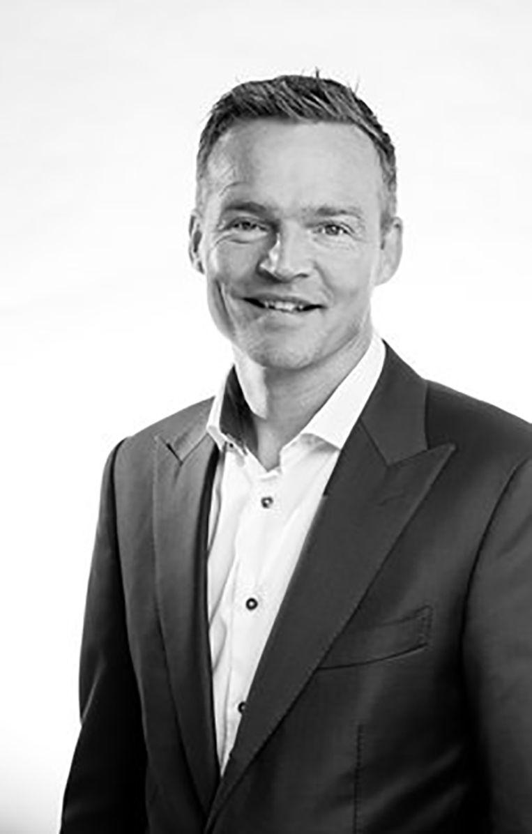 Sven Heinen: 'We moeten af van die kleinzielige gemeentegrenzen, waarin iedereen zijn eigen oplossingen kiest.' Beeld