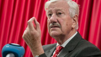 Voormalig burgemeester van Molenbeek Philippe Moureaux, overleden op 79-jarige leeftijd