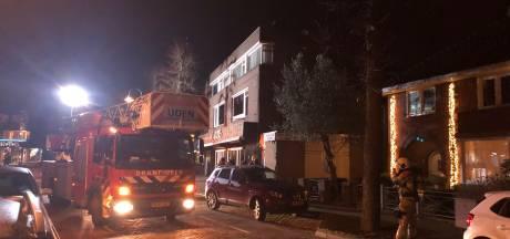 Grill blijft aanstaan, brandalarm bij restaurant De Sirenes in Uden