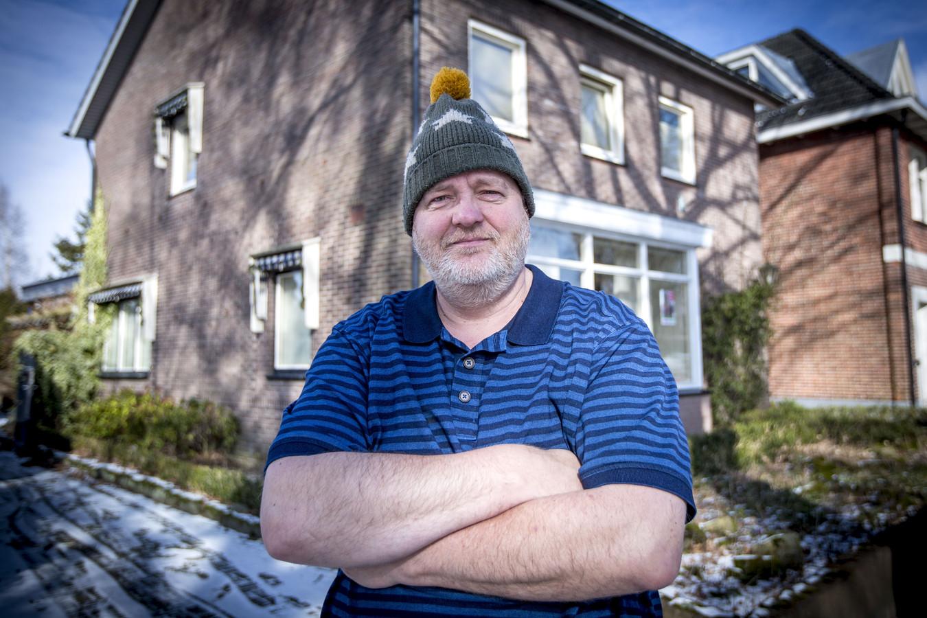 Harry Snijders is de nieuwe leider van de GroenLinks-fractie en is vastbesloten zijn eigen koers te varen.