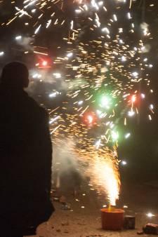 Illegaal vuurwerk afsteken wordt in Middelburg binnen enkele seconden ontdekt