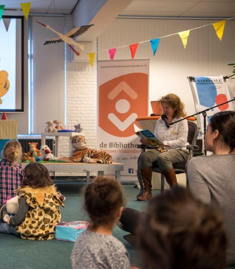 Voorlezen en speuren tijdens Kinderboekenweek Zeeuws-Vlaamse bibliotheken
