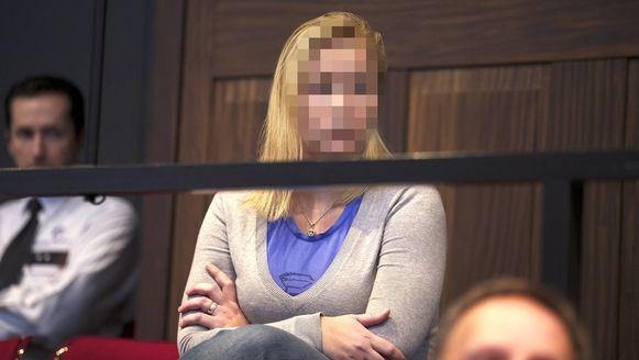 Isabelle Debackere (36) wordt beschuldigd van de moord op haar zoon Tibeau (4).