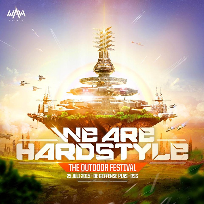 We Are Hardstyle.