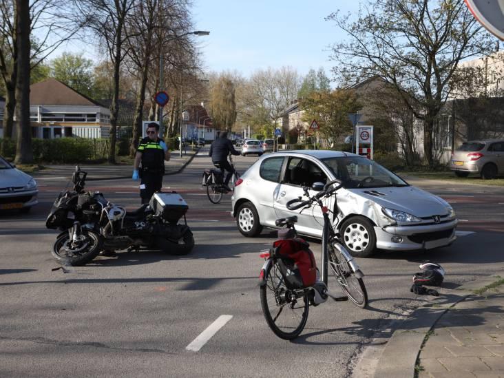 Motorrijder naar het ziekenhuis na aanrijding in Boxtel door bestuurder met te veel alcohol op