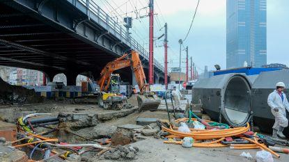 """Werken aan nieuw metrostation Toots Tielemans gestart: """"Nodig want de tram kan niet nog meer volk vervoeren"""""""