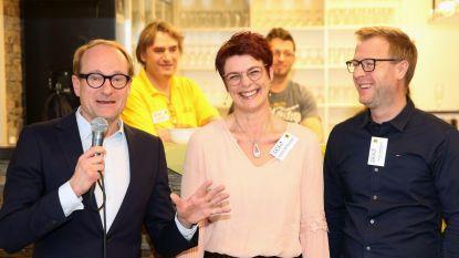 Minister Weyts stelt Kristien Vanhaverbeke voor als vervangend burgemeester
