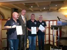 'Nobelprijs VN-militairen' voor drie voormalige blauwhelmen uit Meierijstad