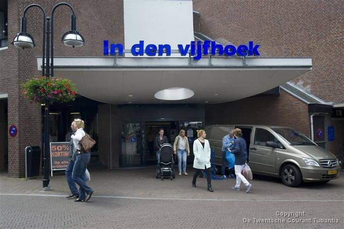 Zeker 27.000 euro is de gemeente Oldenzaal kwijt voor het doorberekenen van de alternatieven die waren ontwikkeld voor het revitaliseren van de Vijfhoek.