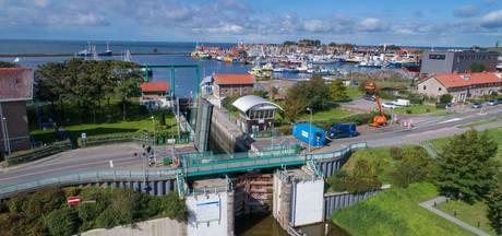 Binnenvaart lijdt onder beschadigde brug