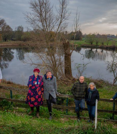 Ondanks protest verandert gemeente besluit niet: woning mag er komen in Afferdens natuurgebied