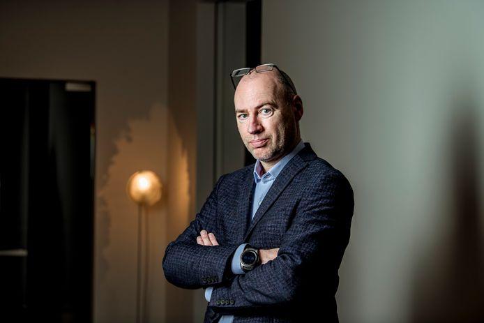 Professor Dirk Ramaekers, hoofd van de taskforce vaccinatie.
