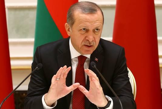 President Erdogan.