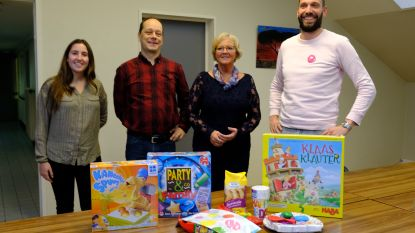 Feestvarken vzw en gemeente willen kinderen in armoede gelukkig maken