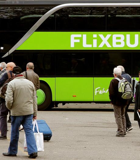Hausse des voyages en bus en 2019