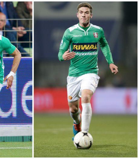 Robin Gosens won al eens van Ajax, als speler van... FC Dordrecht