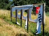 Spandoek tegen plan Baardwijkse Overlaat aan stukken gesneden