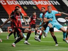LIVE | Bergwijn en Aké nog in balans bij Bournemouth-Spurs