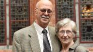 Frans en Jeannine 60 jaar gehuwd