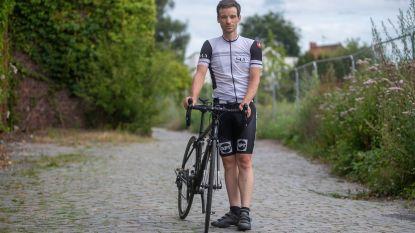 Van Moskou naar Moscou voor het goede doel: Dieter fietst 3.000 kilometer om geld in te zamelen voor UZ Gent
