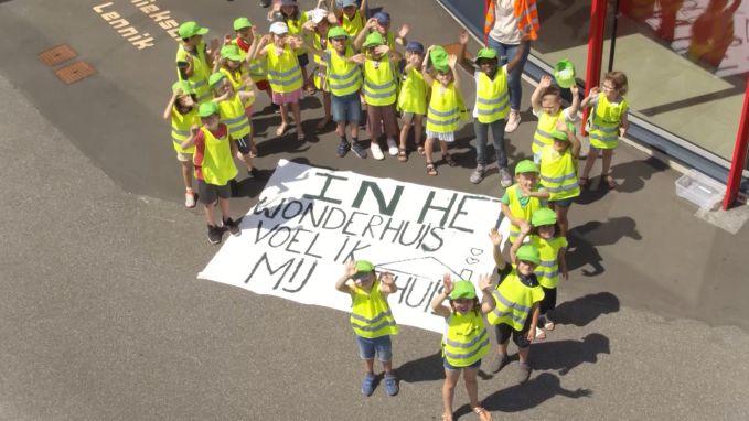 Lennik is voor een dag de warmste vakantieplek van Vlaanderen