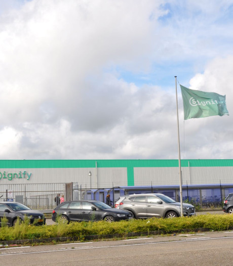 Signify in Eindhoven ontslaat 121 werknemers in Turnhout (B)