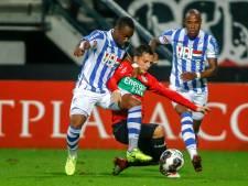Ekangamene verlaat FC Eindhoven: contract ontbonden