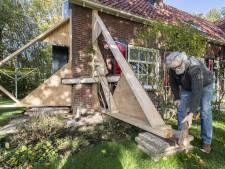 Echtpaar uit Rekken slaat alarm: 'Help! Ons huis zakt weg door inklinkende kleilaag'