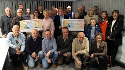 Landelijke Gilde schenkt 2.000 euro aan goede doelen