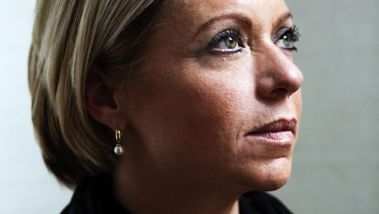 Minister Jeanine Hennis: 'Ik zeg: Europa, kom op!' Beeld Lenny Oosterwijk/Lumen