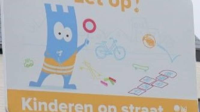Kinderraad vraagt trager te rijden aan speelplekken