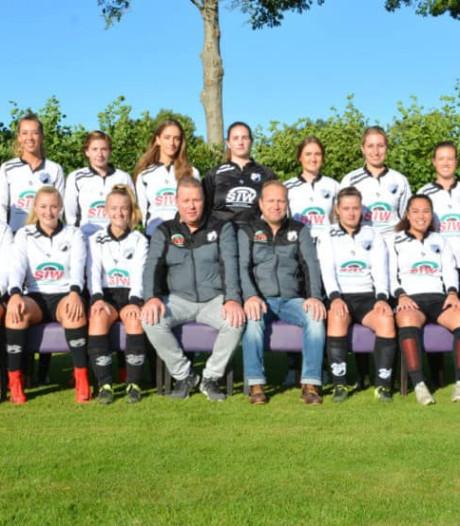 Voetbalsters collecteren voor zieke Kiki Köhler (24)